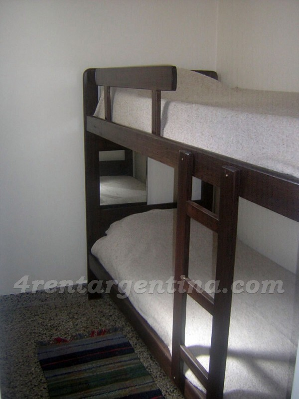 Arenales and Bulnes II: Apartment for rent in Palermo