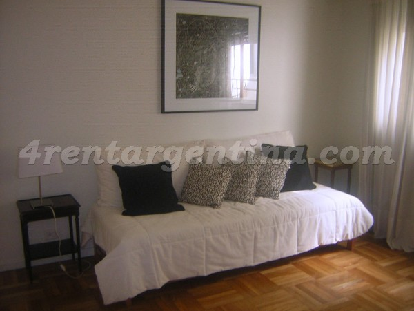 Apartment Azcuenaga and Juncal III - 4rentargentina