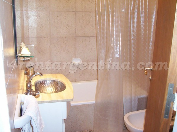 Apartment Juncal and Godoy Cruz I - 4rentargentina