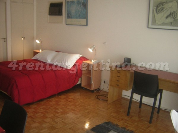 Apartment Las Heras and Austria I - 4rentargentina