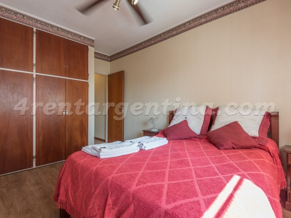 Serrano and Murillo: Furnished apartment in Almagro