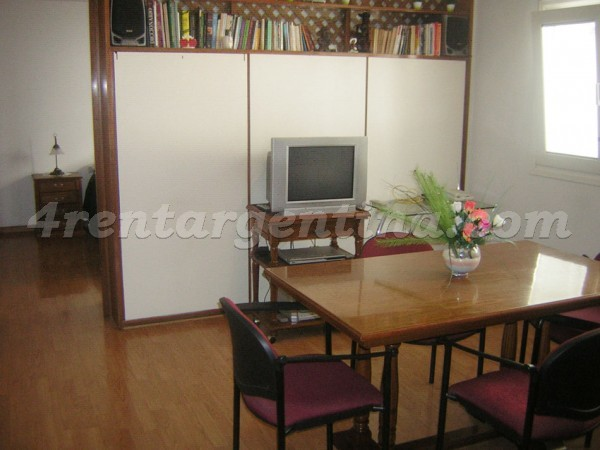 Apartment Libertad and M.T. Alvear - 4rentargentina