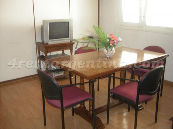 Apartment Libertad and M.T. Alvear - 4rentargentina