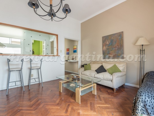 Venezuela and San Jose: Apartment for rent in San Telmo