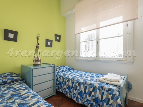 Venezuela and San Jose: Apartment for rent in Buenos Aires