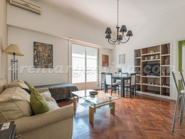 Venezuela and San Jose, apartment fully equipped
