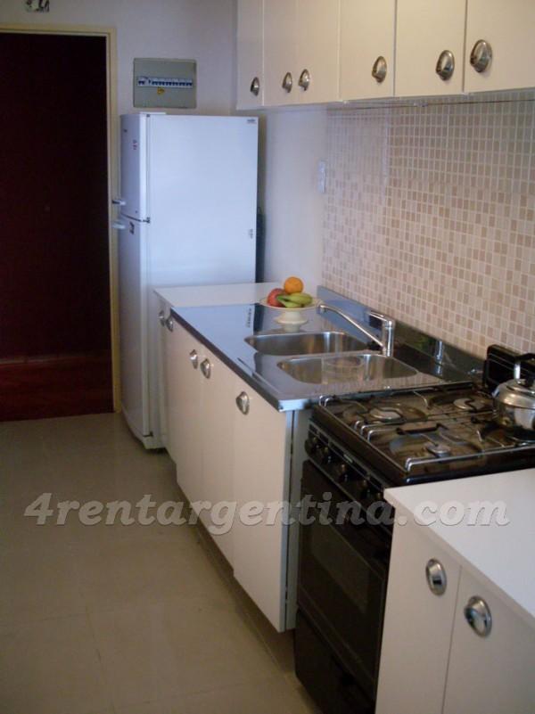 Apartamento Amoblado en Ravignani y Paraguay, Palermo
