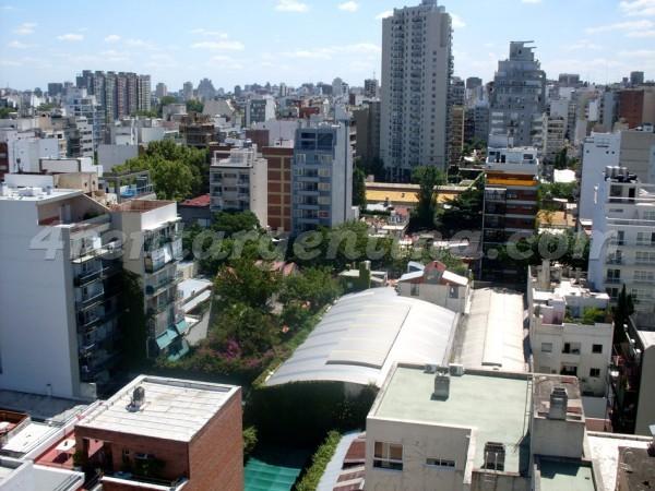 Ravignani y Paraguay: Departamento en Alquiler Temporario