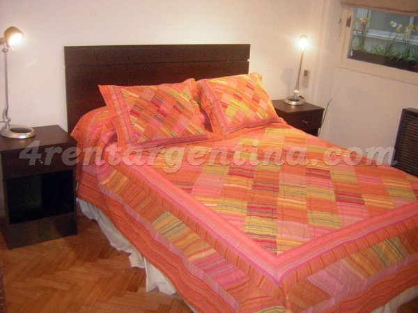 Sinclair and Cervi�o, apartment fully equipped