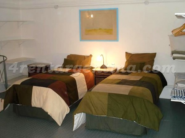 Peru and Independencia II: Furnished apartment in San Telmo