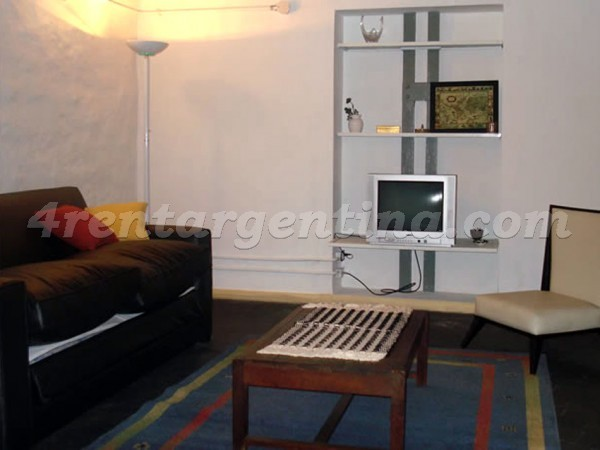 Peru and Independencia II, apartment fully equipped