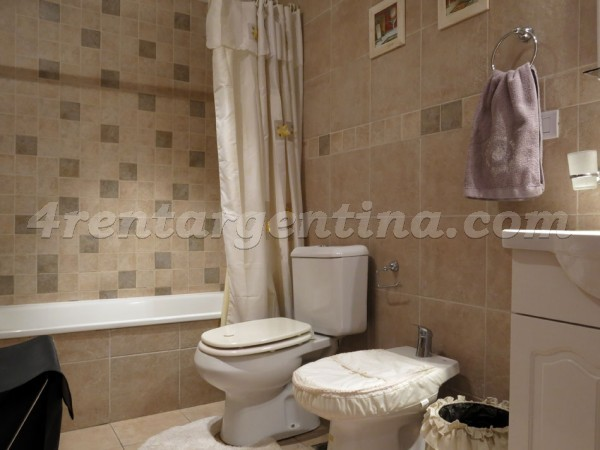 Palestina and Cordoba I: Apartment for rent in Buenos Aires
