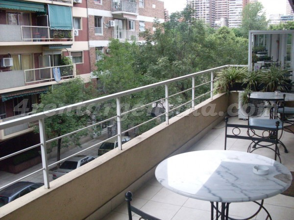 Apartment Ruggieri and Las Heras - 4rentargentina