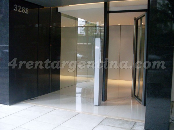 Apartment Ugarteche and Segui I - 4rentargentina