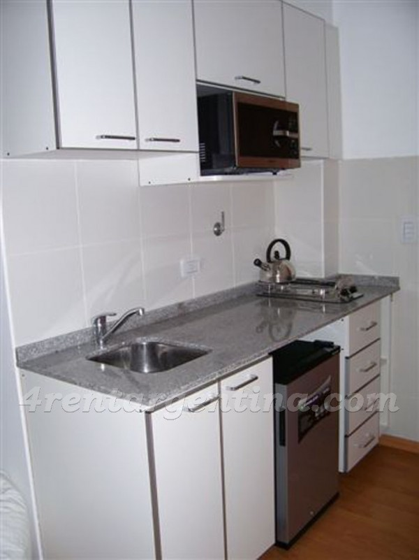 Guardia Vieja and Bulnes: Apartment for rent in Almagro