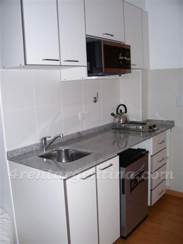 Apartamento Equipado para Arrendar