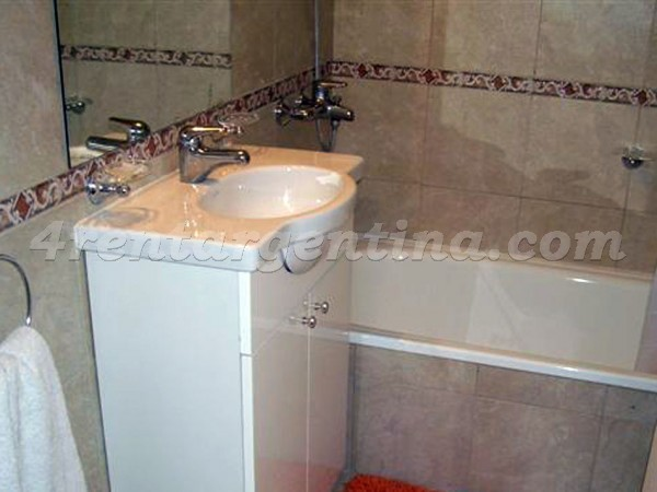 Guardia Vieja and Bulnes, apartment fully equipped