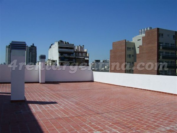 Appartement Guardia Vieja et Bulnes - 4rentargentina