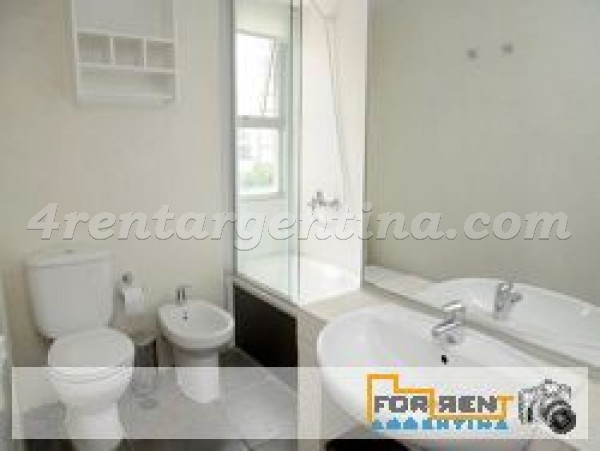 Paraguay et Arevalo, apartment fully equipped