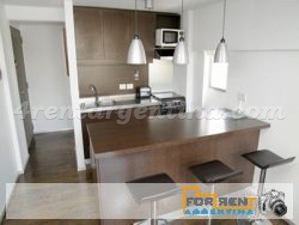 Apartment Paraguay and Arevalo - 4rentargentina