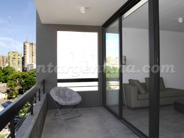 Apartment Savio and Santos Dumont II - 4rentargentina