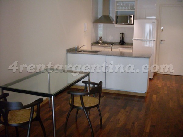 Apartment Larrea and Beruti I - 4rentargentina