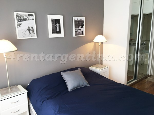 Catalina Marchi and Dorrego: Apartment for rent in Las Ca�itas