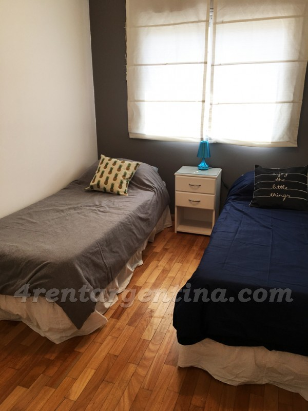 Catalina Marchi and Dorrego: Furnished apartment in Las Ca�itas