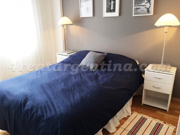 Apartment Catalina Marchi and Dorrego - 4rentargentina