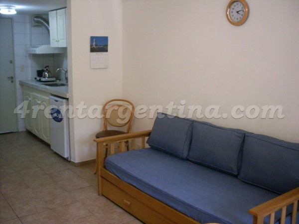 Corrientes and Ayacucho I: Apartment for rent in Downtown