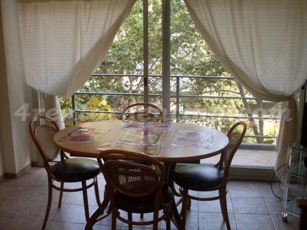 Corrientes and Ayacucho I: Apartment for rent in Buenos Aires