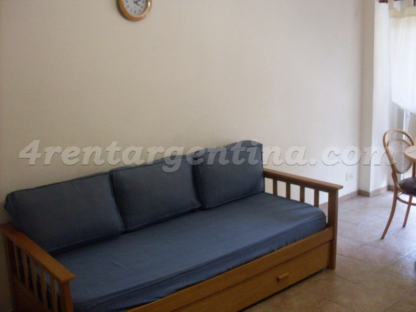 Apartment Corrientes and Ayacucho I - 4rentargentina