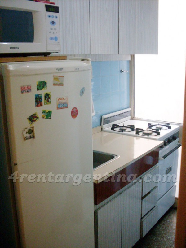 Cerrito et Lavalle, apartment fully equipped