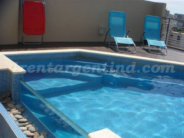 Carranza and Nicaragua: Apartment for rent in Buenos Aires