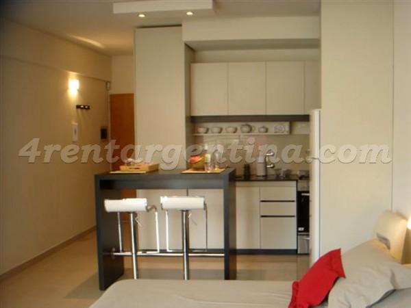 Apartment Carranza and Nicaragua - 4rentargentina