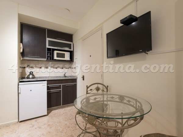 Pacheco de Melo and Ayacucho II: Apartment for rent in Recoleta