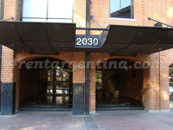 Alicia Moreau de Justo and Pe�aloza: Apartment for rent in Puerto Madero