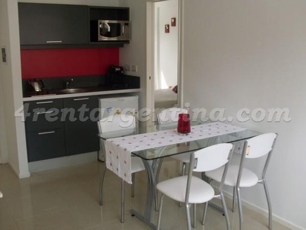 Apartamento Armenia e Paraguay II - 4rentargentina
