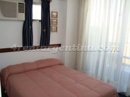 Apartamento Talcahuano e Corrientes - 4rentargentina
