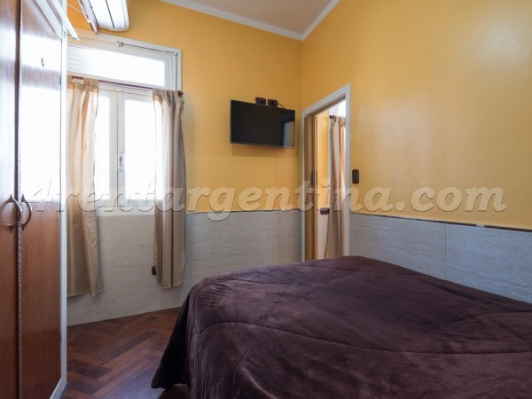 Estados Unidos and Balcarce: Apartment for rent in San Telmo