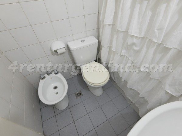 Sinclair et Cervi�o I, apartment fully equipped