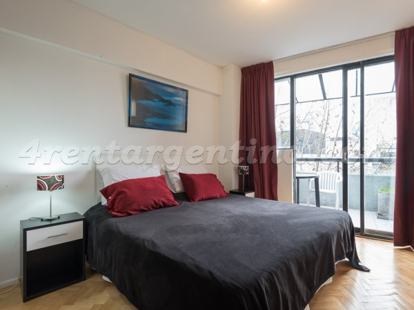 Sinclair et Cervi�o I: Apartment for rent in Buenos Aires
