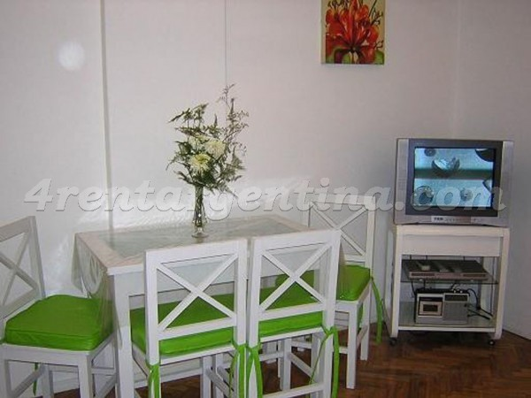 Apartment Lavalle and Callao - 4rentargentina