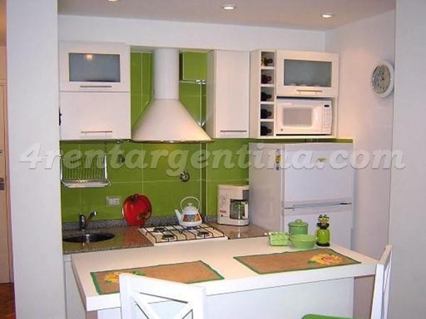 Apartment Lavalle and Callao - 4rentargentina