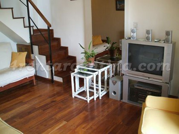 Apartment Yerbal and Otamendi - 4rentargentina