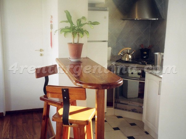 Yerbal and Otamendi: Apartment for rent in Caballito