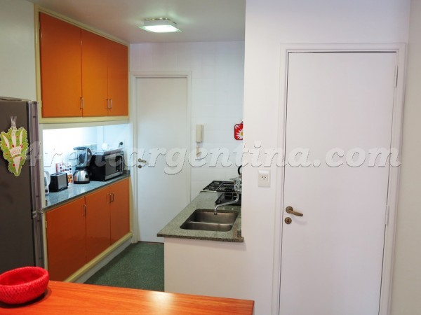 Apartment Arenales and Azcuenga III - 4rentargentina