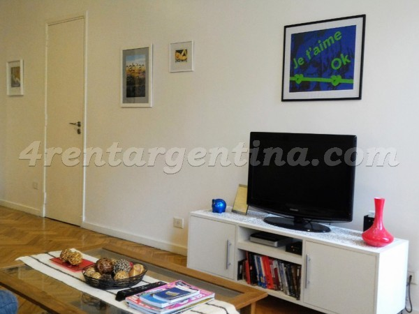 Arenales and Azcuenga III, apartment fully equipped