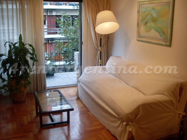 Bustamante and Charcas II: Apartment for rent in Buenos Aires