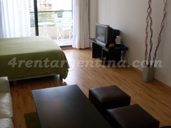 Uriarte and Paraguay I: Apartment for rent in Palermo